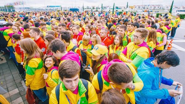 Рекордное количество участников ВФМС 2017 отмечается в Сочи