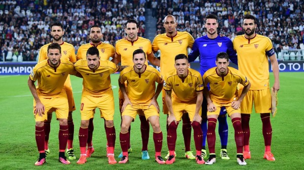 «Севилья» в Москву взяла 22 футболиста