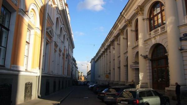 В центре Москвы отреставрировали фасады 700 зданий