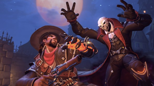 Аудитория шутера Overwatch превысила 35 млн геймеров