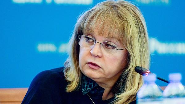 Памфилова рассказала о перспективах Навального баллотироваться в президенты