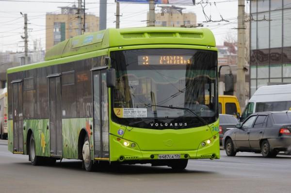 Волгоградцы смогут оплачивать проезд в городском транспорте банковской картой