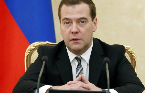 Медведев подписал указ о начале организации научного кластера в Петербурге