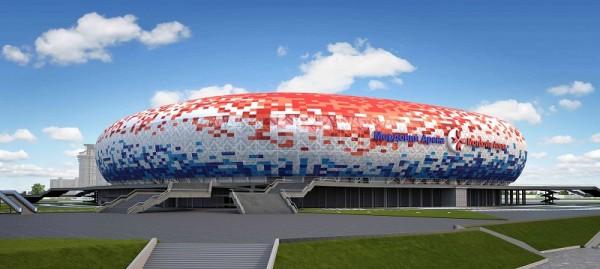 Саранск представят на выставке Russia Expo Days 2017