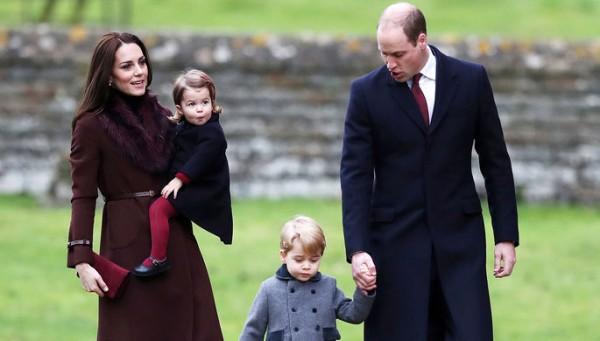 В апреле в семье принца Уильяма родится третий ребёнок