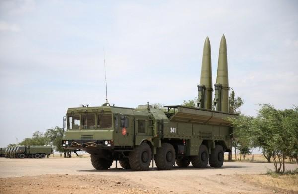 Минобороны протестировало новую ракету для комплекса «Искандер»