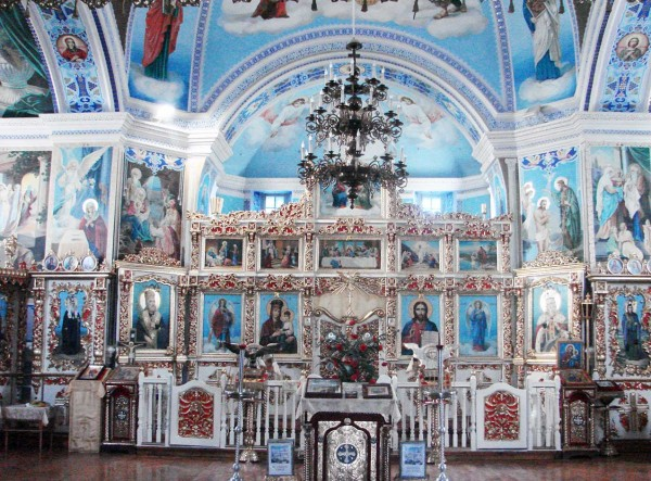 В Екатеринбурге храм Святой Екатерины построят на новом месте