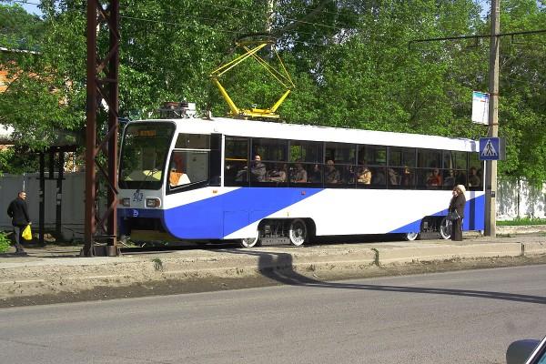 В Петербурге до конца 2017 года введут частный трамвай