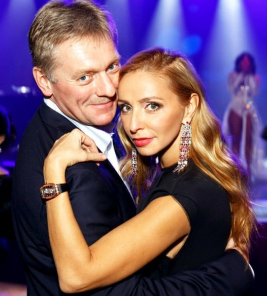Дмитрия Пескова приняли за Николая Баскова на новом снимке