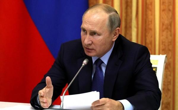 Путин хочет всемирного ядерного разоружения