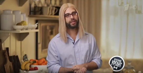 Иван Ургант снял пародийный ролик на предвыборное видео Ксении Собчак