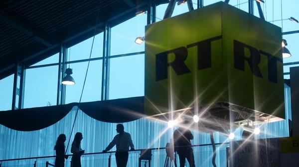 Russia Today желает избежать регистрации в США в качестве иноагента