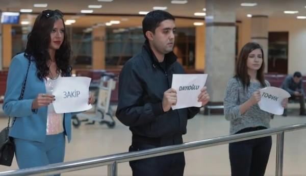 Азербайджанский лоукостер снял ролик о секс-туризме в Киев