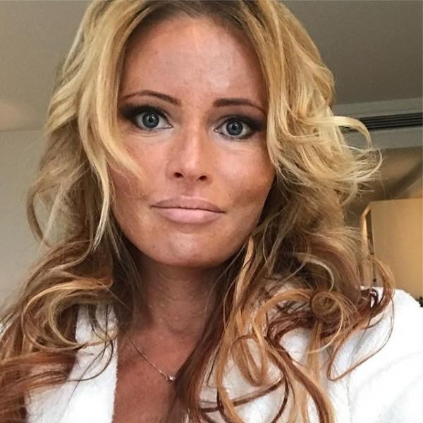 Дана Борисова попросила прощения у Волочковой в соцсети
