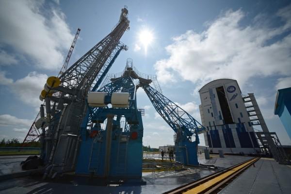 Роскосмос проведёт в 2018 году с Восточного не меньше двух запусков