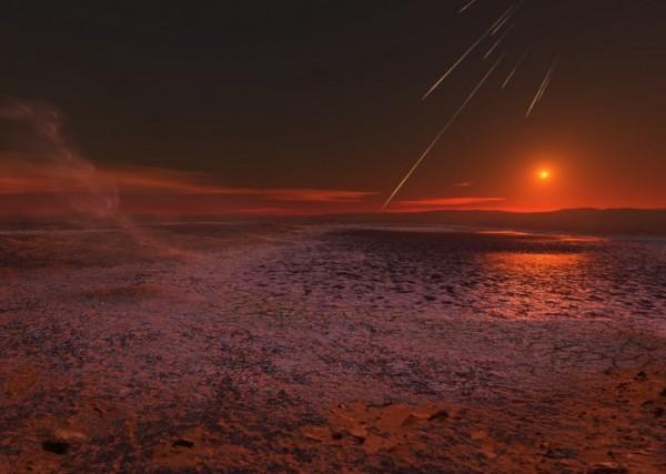 Ученые: Предками людей были не обезьяны, а марсиане
