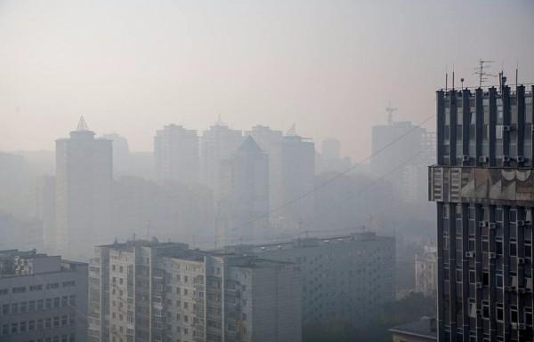 Задымление над Хабаровском из-за пожаров в КНР не представляет опасности