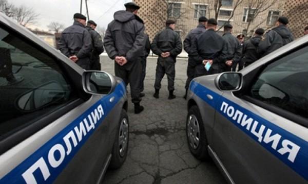 В Москве двое грабителей прыснули водителю такси перцовым баллончиком
