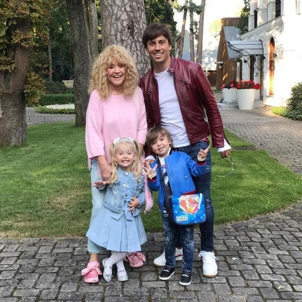 Максим Галкин показал, что едят его дети