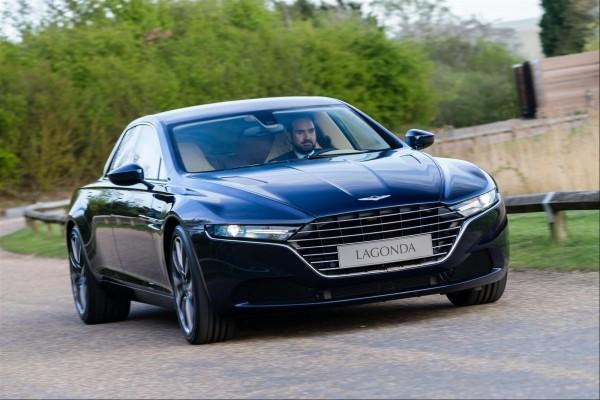 К 2023 году Aston Martin выпустит две модели Lagonda
