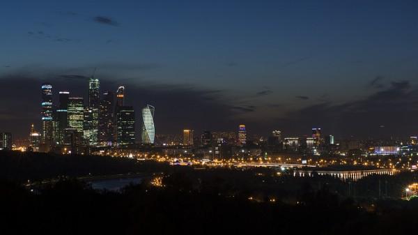 Прошедшая ночь в Москве стала самой холодной за осень