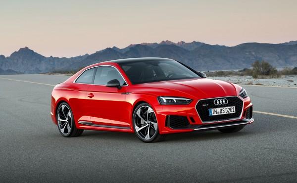 Специалисты протестировали спорткупе Audi RS5 с атмосферным мотором