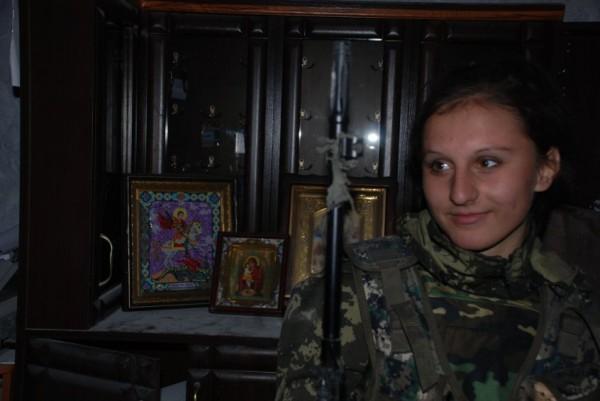 В ДНР убили девушку ополченца Гиви