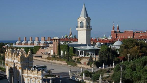 Турция планирует изменение законодательства по туризму