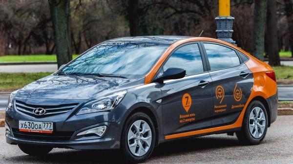 Машинам каршеринга могут разрешить ездить по выделенным полосам