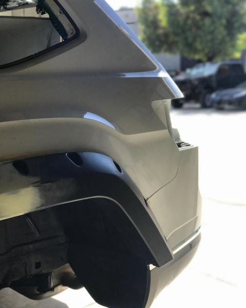 Опубликованы тизеры кроссовера Volkswagen Atlas для тюнинг-шоу SEMA