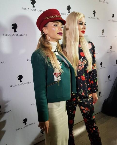 Анна Хилькевич напомнила поклонникам восковой манекен