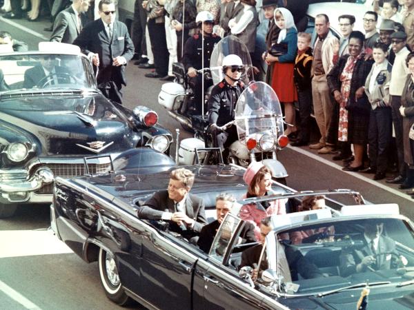 Власти США рассекретили документы о реакции СССР на смерть Кеннеди