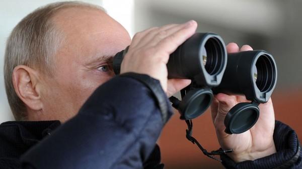 Путин провел испытания «ядерной триады»