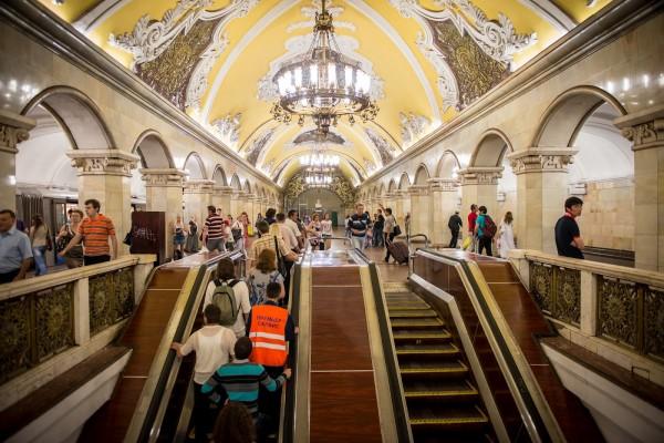 В Москве анонсировали запуск участка второй кольцевой линии метро