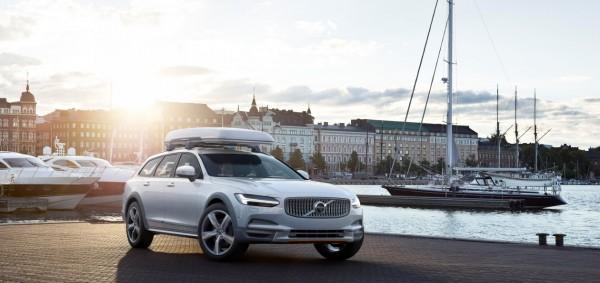 В России появится специальная версия Volvo V90 Cross Country Ocean Race