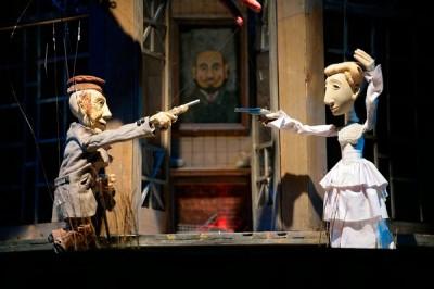 Международный фестиваль театров кукол «Образцовфест» стартовал в Москве