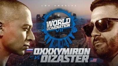 Соцсети подвели итоги рэп-баттла Оксимирона с Dizaster