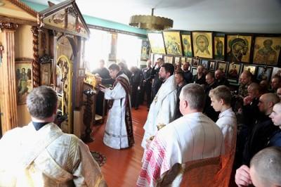 В СИЗО Москвы прошла Неделя молитвы