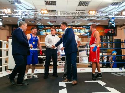 Более 1000 сотрудников «Технодинамики» стали участниками чемпионата по силе удара и турнир по боксу