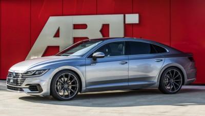 Тюнеры из ABT Sportsline обновили новый Volkswagen Arteon