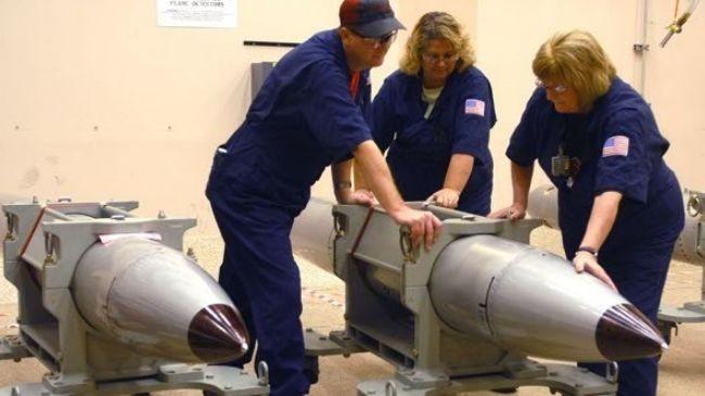 ВСША выделили 1,2 трлн долларов на модификацию ядерного оружия