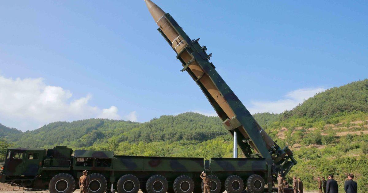 КНДР разрабатывает усовершенствованную модификацию ракеты, способную долететь доСША