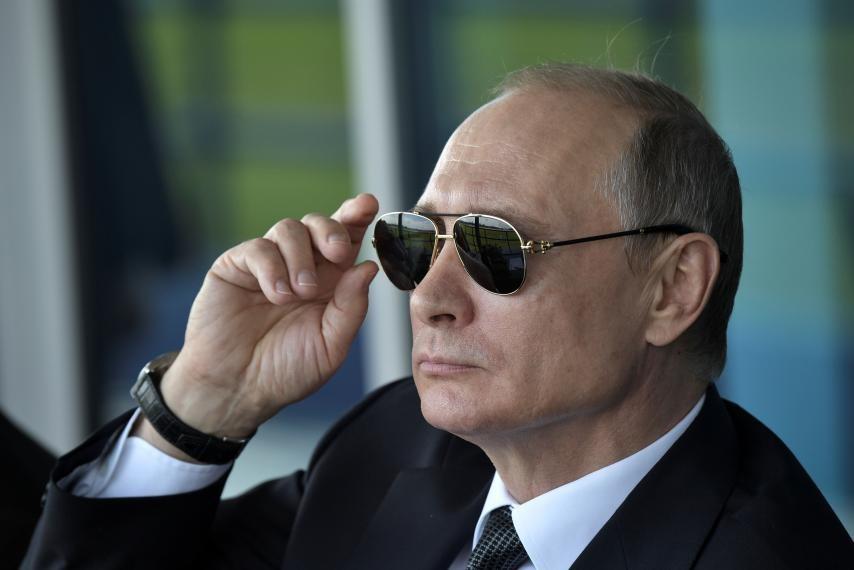 ВСочи репортеры отыскали виллу родственника Владимира Путина