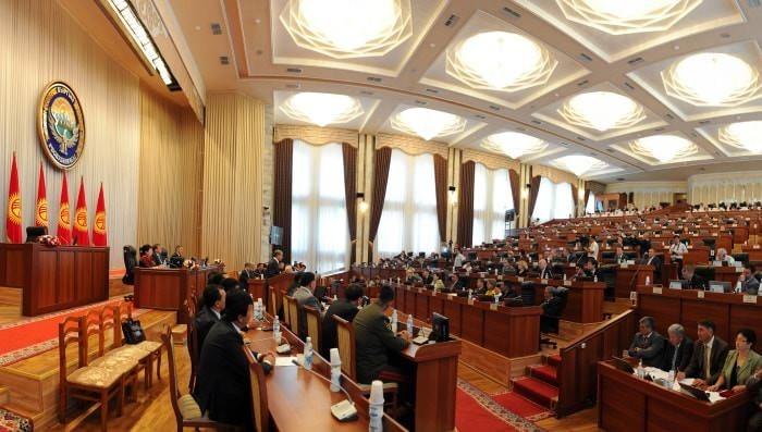 ВКиргизии приняли закон осписании 240 млн долга перед Россией
