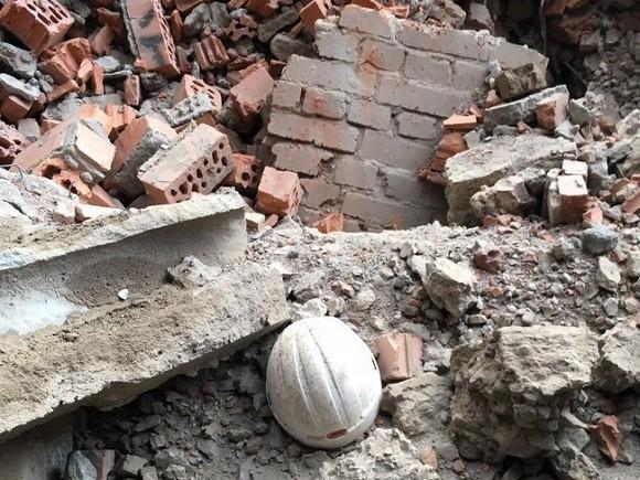 ВПодмосковье СКР возбудил дело после рухнувшей наребенка стены