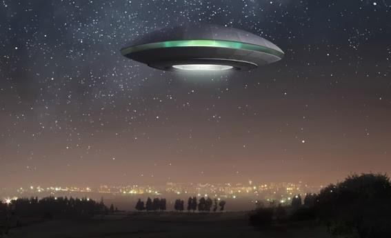 Над казачьей бухтой вСевастополе промчался огромный НЛО