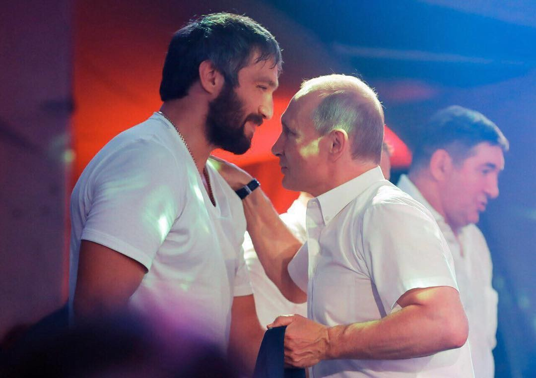 Сборная РФ похудожественной гимнастике присоединилась кдвижению Putin Team
