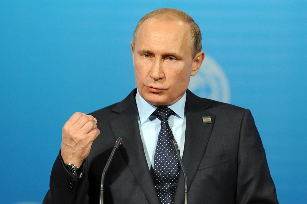 Путин поведал оросте снобжения деньгами социальных проектов