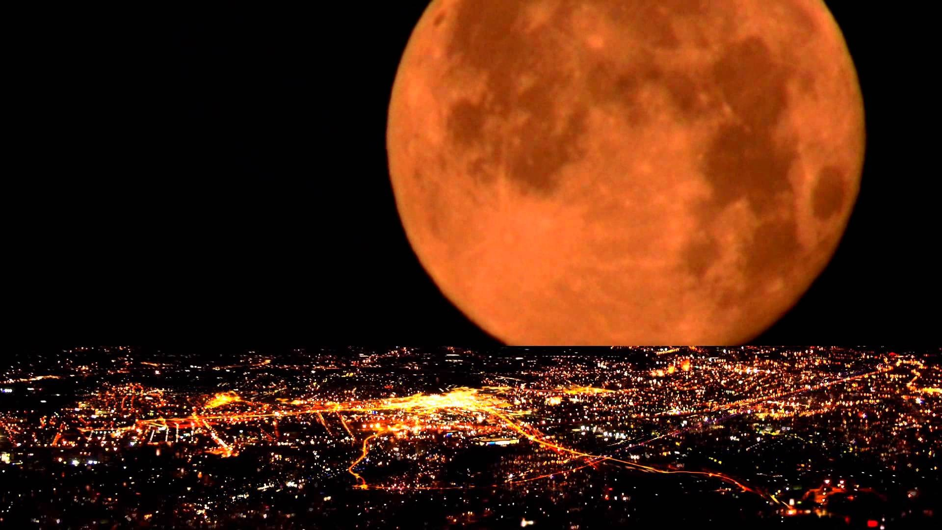 Сегодня ночью Луна подойдет кЗемле намаксимально близкое расстояние