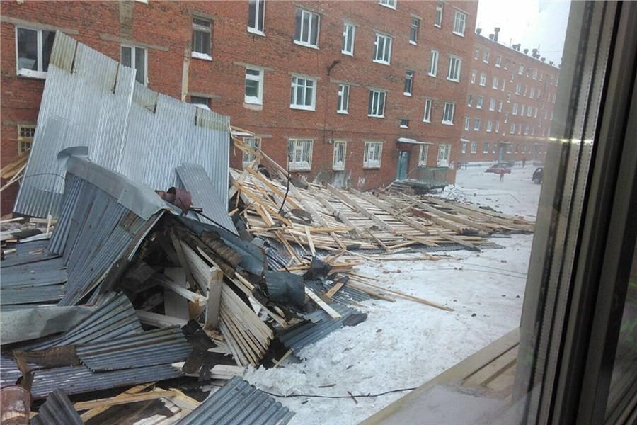 Неменее 16 тыс. человек остались без электричества вКрасноярском крае